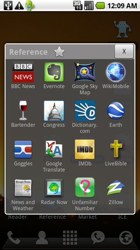 Renee S Homescreen Makeover Apps Organizer Women With Droids