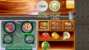 Bistro Cook adventure mode